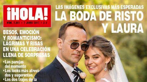Kiosco rosa: de la eterna boda de Risto y Laura a la ambigüedad de Paula Echevarría