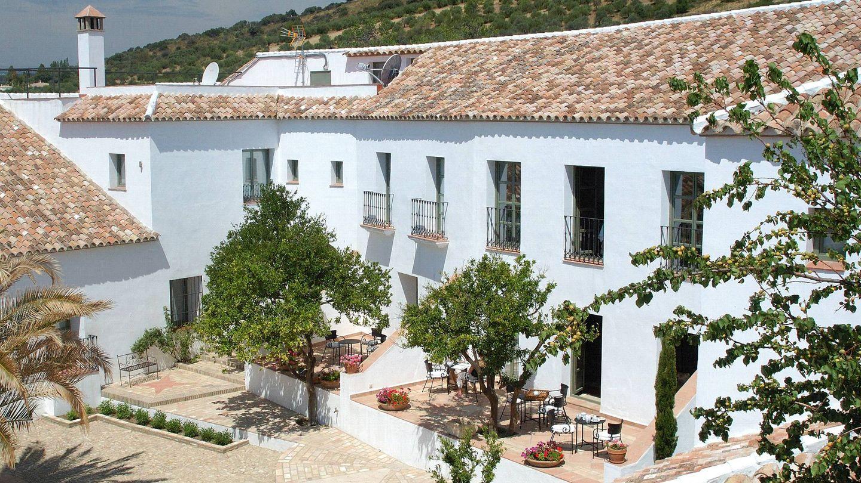 El hotel Molino del Arco, en plena Serranía de Ronda. (Cortesía)
