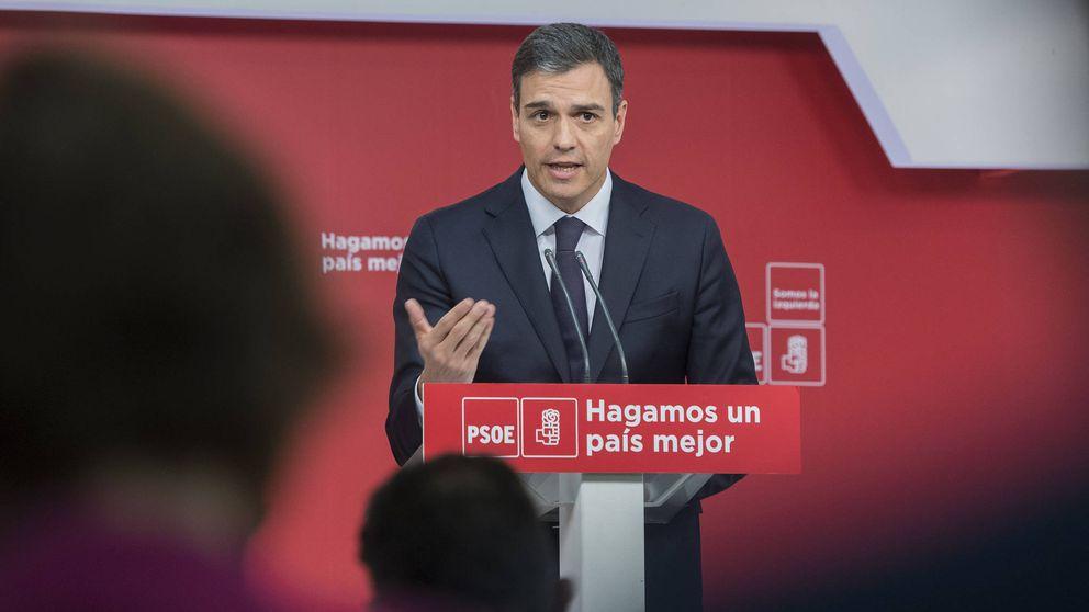 PSOE Sánchez Torra