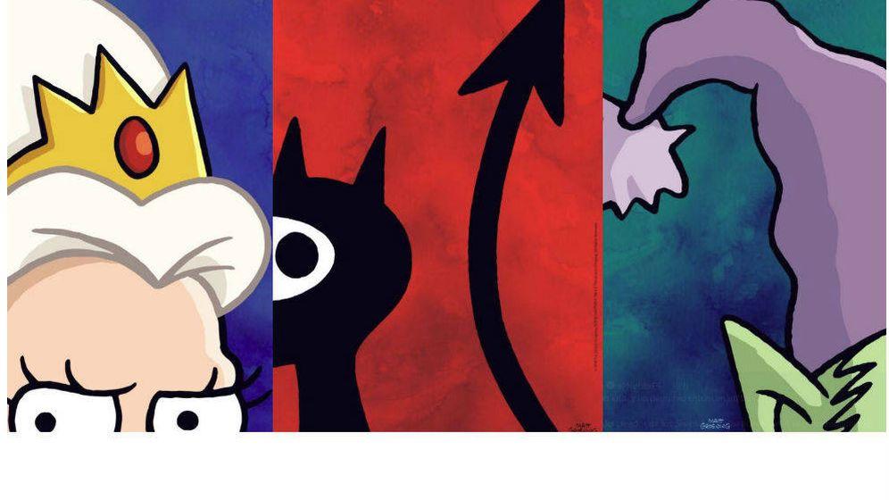 Foto: Avance de las imágenes de 'Disenchantment', la nueva serie del creador de Los Simpson para Netflix | Netflix