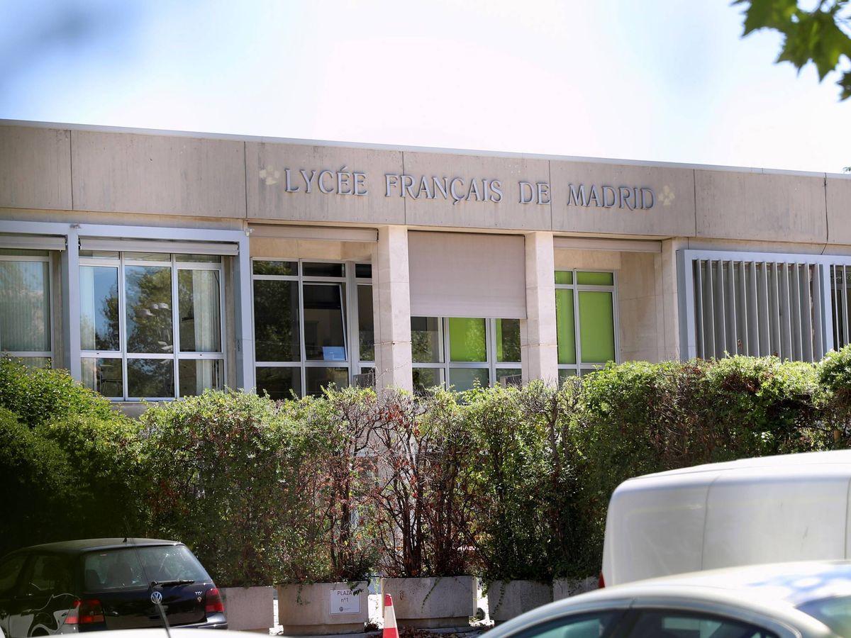 Foto: El Liceo Francés de Madrid. (EFE)