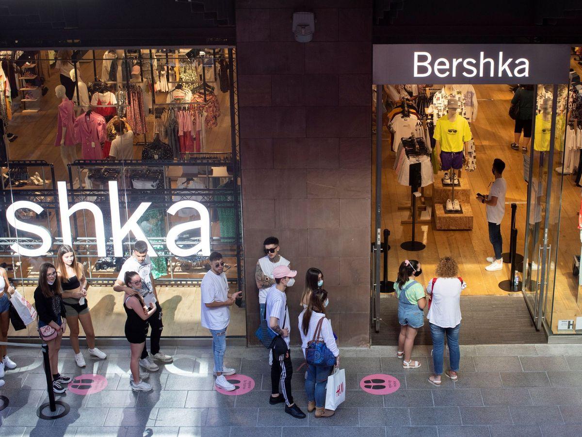 Immagine: il consumo stimola la riapertura dei negozi.  (EFE)