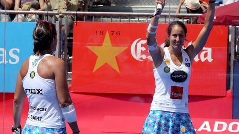 Sainz y Triay dominan con mano de hierro en el World Padel Tour