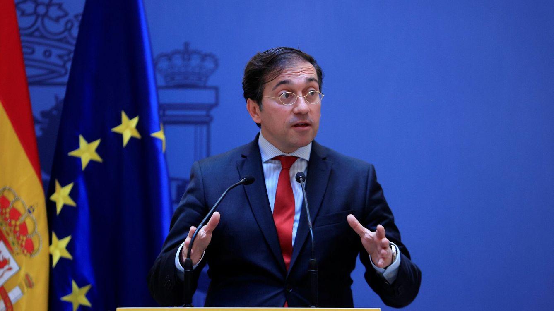 El nuevo ministro de Exteriores remodela el cuartel general de España en la UE de cara a 2023