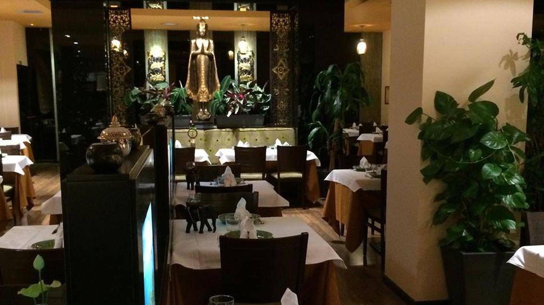 Restaurante Royal Thai.