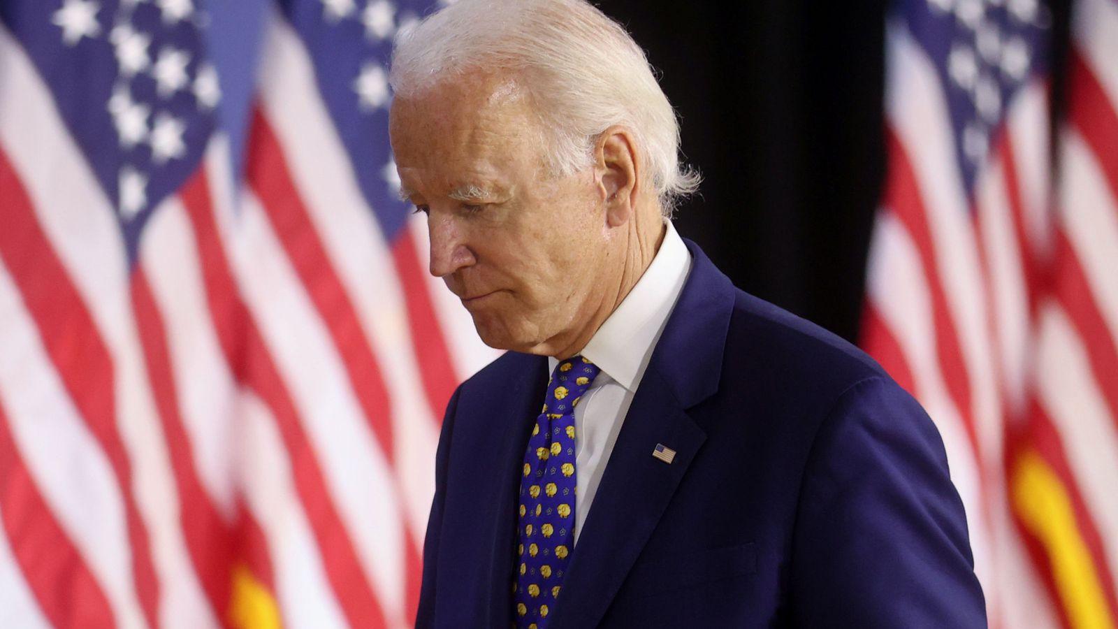 Estados Unidos (EEUU): La verdad sobre Joe Biden: los puntos débiles del  candidato fantasma
