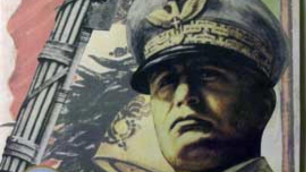 Los misteriosos diarios de Mussolini