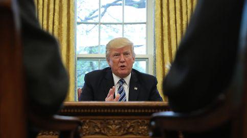 "Donald Trump: ""Yo pensaba que ser presidente sería más fácil"""