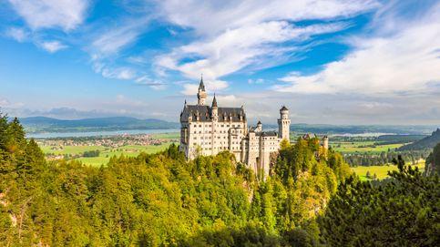 Cinco castillos Disney que puedes encontrar por toda Europa