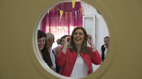 Así va a ganar Susana Díaz