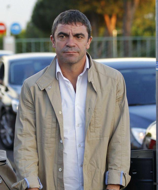 Foto: Manolo Sanchís es uno de los jugadores que más partidos ha disputado con el Real Madrid. (EFE)
