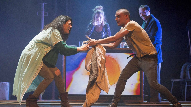 'Trainspotting' llega al Pavón Teatro Kamikaze dirigida por Fernando Soto