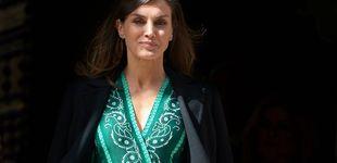 Post de ¿Un nuevo récord? La reina Letizia lleva dos semanas sin estrenar vestuario