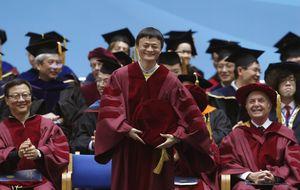 Alibaba y Jack Ma, personificación del nuevo 'sueño chino'