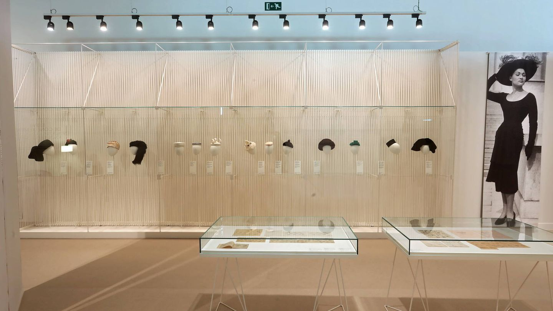 Exposición en el Museo del Disseny de Barcelona.