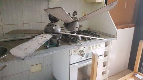 6.000€ en luz y la casa destrozada: el riesgo de alquilar... a un cultivador de marihuana