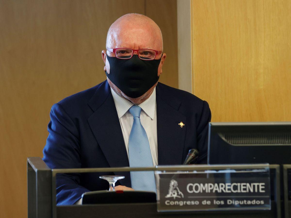 Foto: El excomisario José Manuel Villarejo. (EFE)