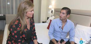 Post de Carlota Corredera se cuela en el hotel de Gianmarco y lo exprime después de 'GH'