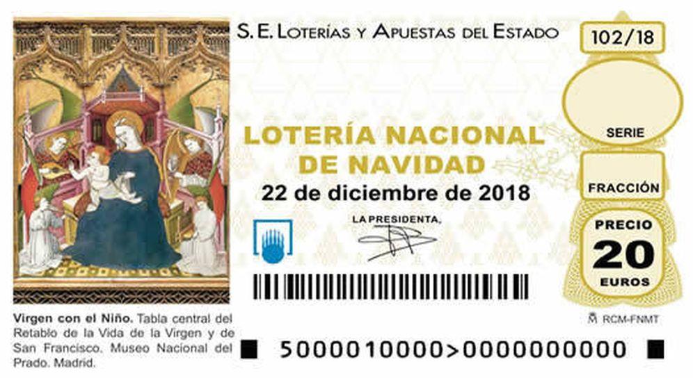 Foto: Existe múltiples webs que permtien personalizar tu número de Lotería de Navidad.