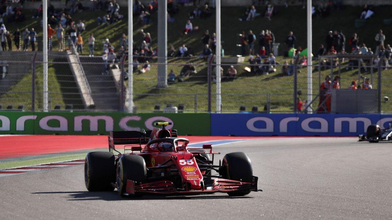 Jornada de entrenamientos libres sin sobresaltos para Carlos Sainz en Sochi