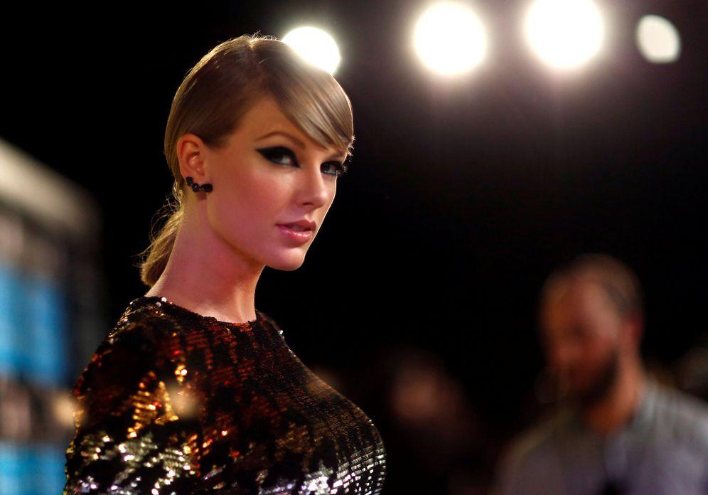Foto: Taylor Swift, una descendiente de padres con posibilidades. (Mario Anzuoni / Reuters)