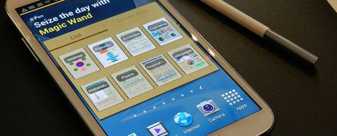 Samsung desafía al mercado y prepara un colosal Galaxy Note 3