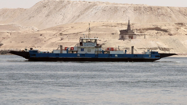 La 'batalla' legal de las empresas que aún tienen productos varados en el Canal de Suez