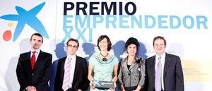 Orbital Aerospace se lleva el Premio Emprendedor XXI y 100.000 euros