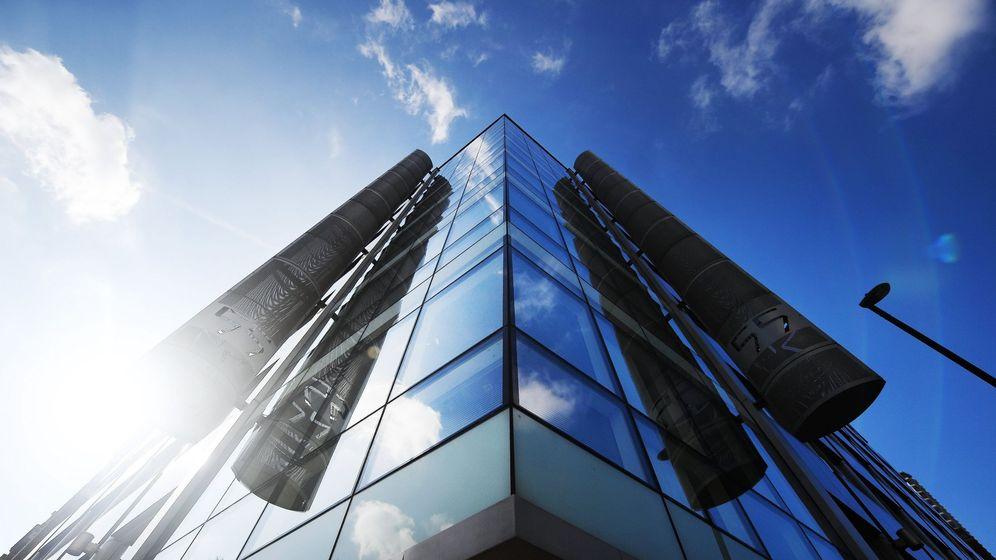 Foto: Edificio de oficinas. (EFE)