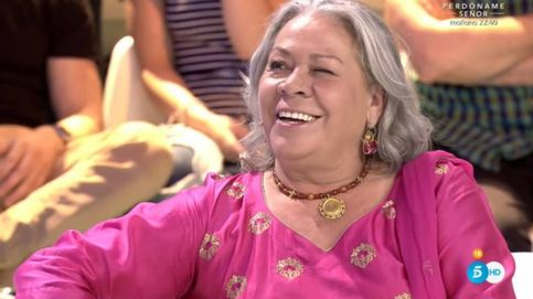 La noche más caliente de Carmen Gahona en 'Supervivientes'