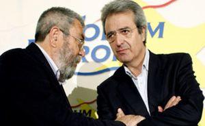 Foto: El secretario de UGT en Madrid 'aconseja' a Mafo irse a su puta casa
