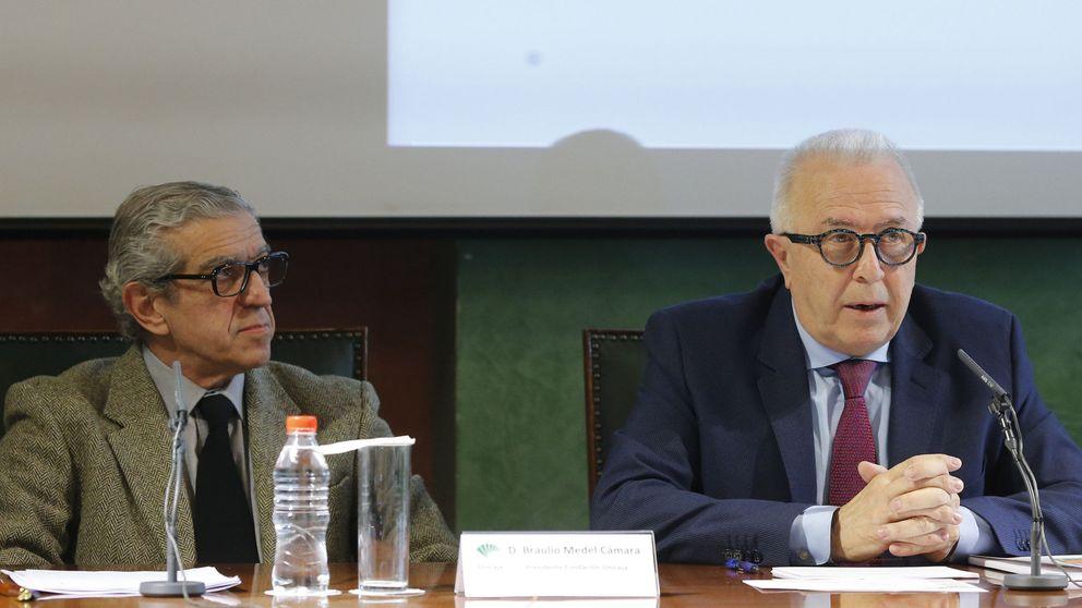 Unicaja aspira a captar hasta 1.400 millones en bolsa y se fusionará con Ceiss