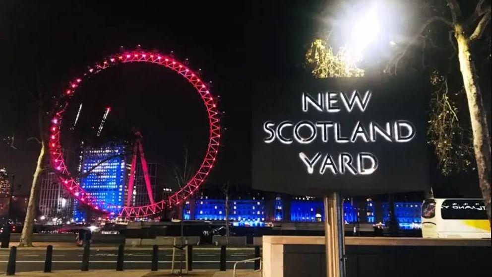 Una fiesta ilegal en una calle de Londres deja a 22 policías heridos: Son totalmente viles