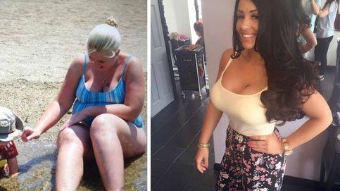 Esta mujer perdió más de 40 kilos (como puedes ver). Así lo hizo