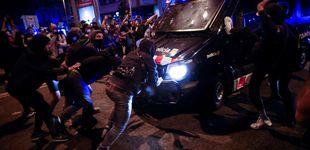 """Post de La Guardia Civil: hay """"un número relevante"""" de CDR  capaces de hacer """"sabotajes violentos"""""""