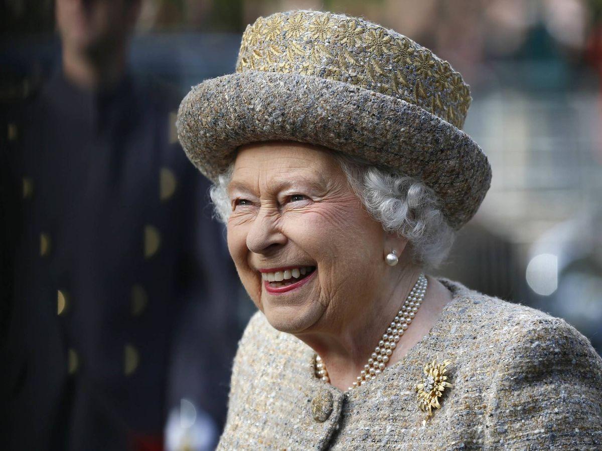 Foto:  Isabel II tiene un buen número de apodos cariñosos. (Getty)