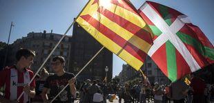 Post de El apoyo al referéndum soberanista vasco en el electorado de Podemos supera al del PNV