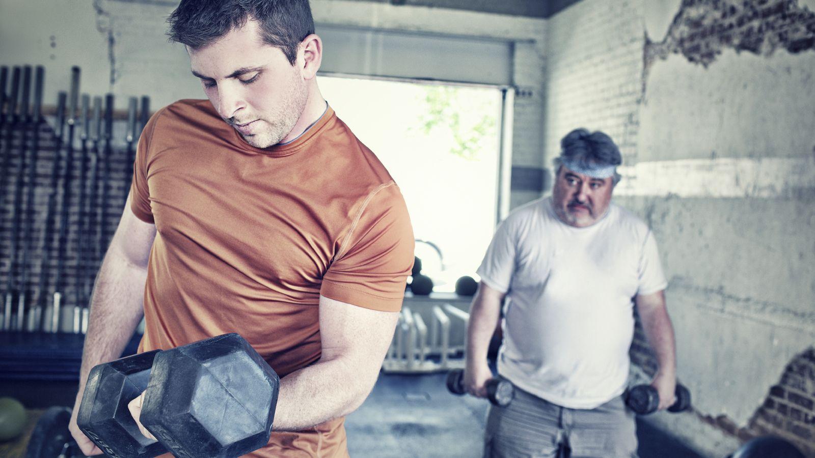 Foto: No todo el mundo tiene la misma facilidad para adelgazar. (iStock)