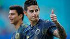 James dará el segundo empujón a la operación salida en el Real Madrid