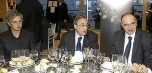 Post de Por qué Pablo Laso es el único técnico que repite en la mesa de Florentino