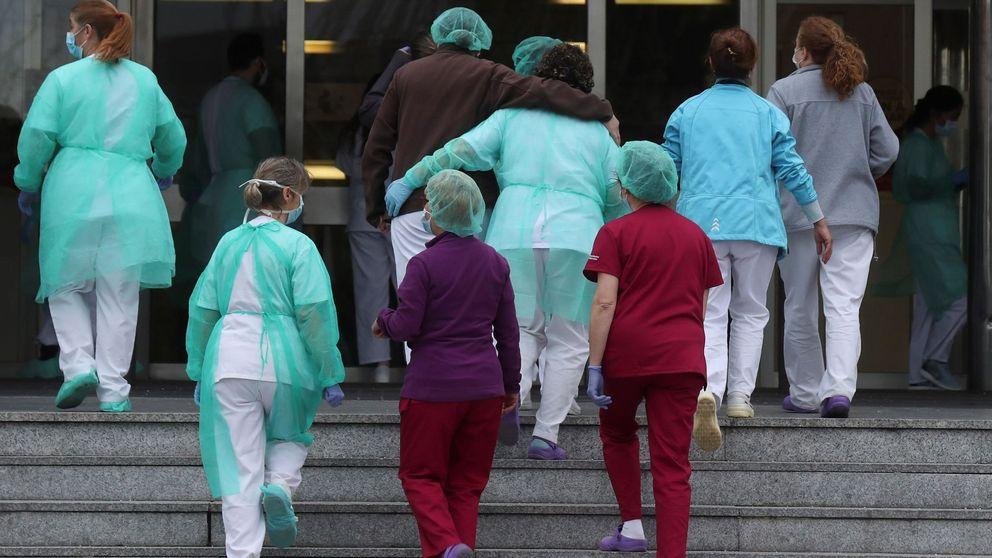 El Vietnam de los sanitarios: Esto nos va a pasar factura. Que nadie tenga dudas