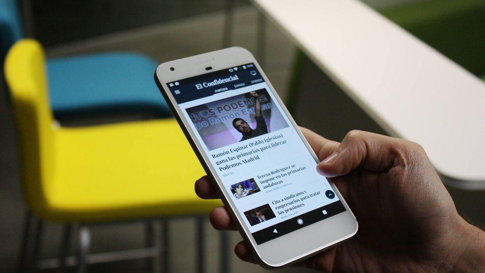 Probamos el Pixel: un espectacular móvil (por fin) a la altura de Google