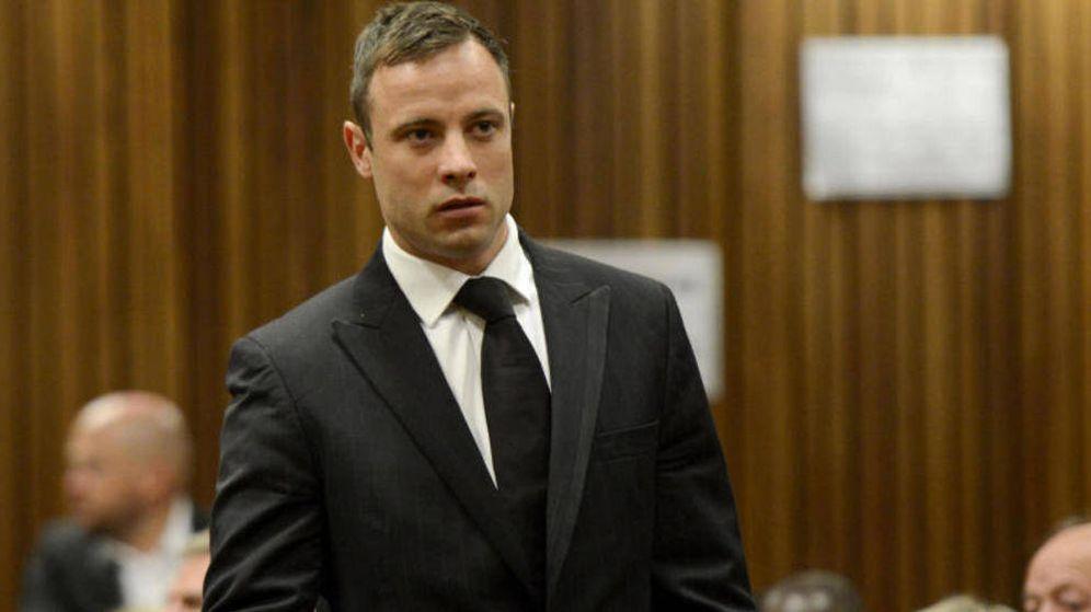 Foto: Oscar Pistorius en una imagen de archivo. (Gtres)