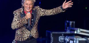 Post de Rod Stewart revela que ha superado un cáncer de próstata los dos últimos años
