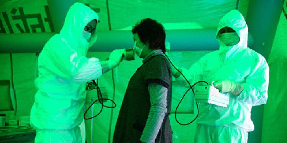 """Foto: Los trabajadores de Fukushima podrían exponerse a """"dosis letales"""" de radiación"""