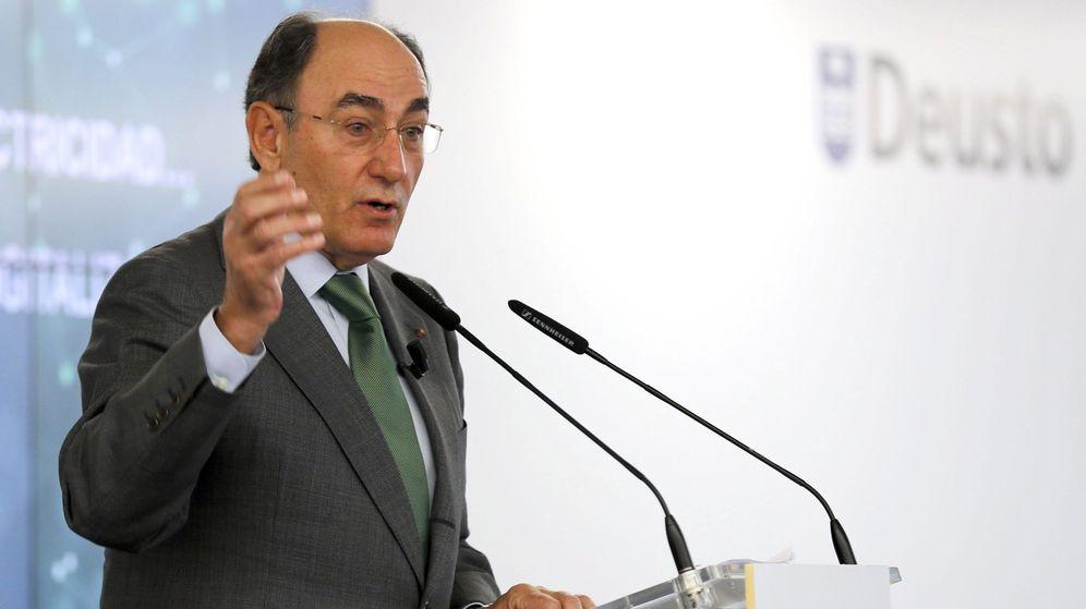 Foto: Ignacio Sánchez Galán, presidente de Iberdrola