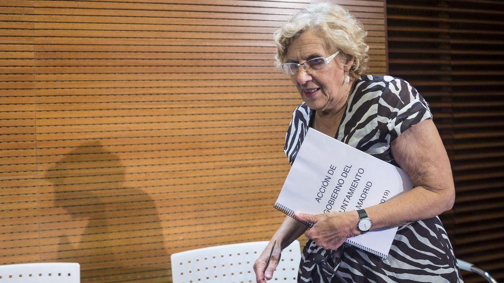 El PSOE se une a PP y C's para tumbar la policía comunitaria de Carmena
