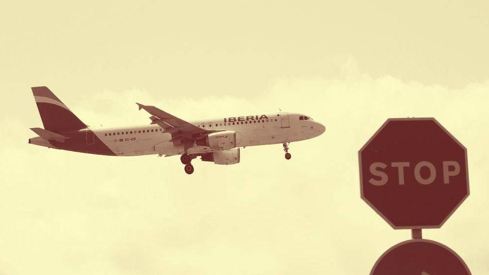 Foto: Iberia tiene una prórroga de 6 meses