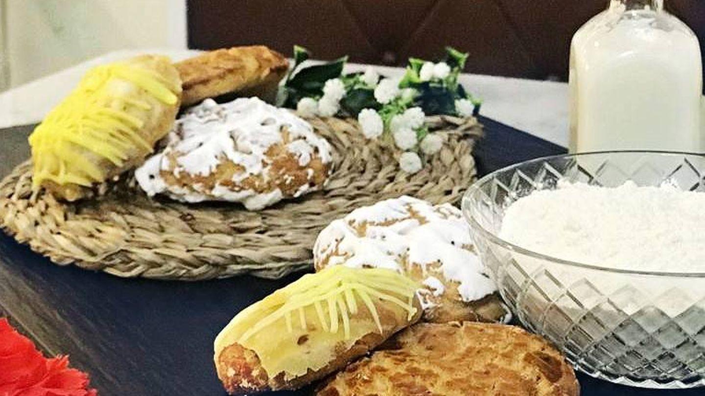 ¿Macarons? ¡Rosquillas de San Isidro! (Cortesía)