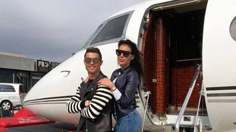 Georgina Rodríguez: así es el jet privado de Cristiano que usará para ser Reina Maga